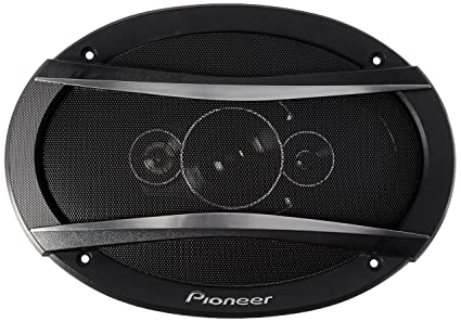 Amazon Com Pioneer Ts A6986r A Series 6 X 9 600w 4 Way Speakers