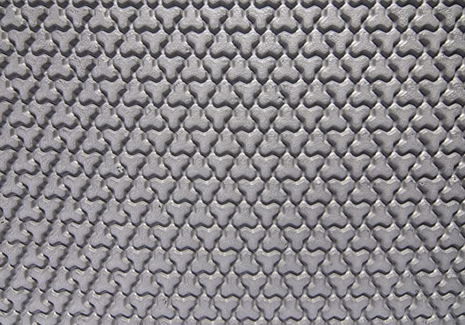 Gray Diamond Plate Traction Mats for SeaDoo 1989-1993 SP SPX 1991-1992 XP 1993 SPI