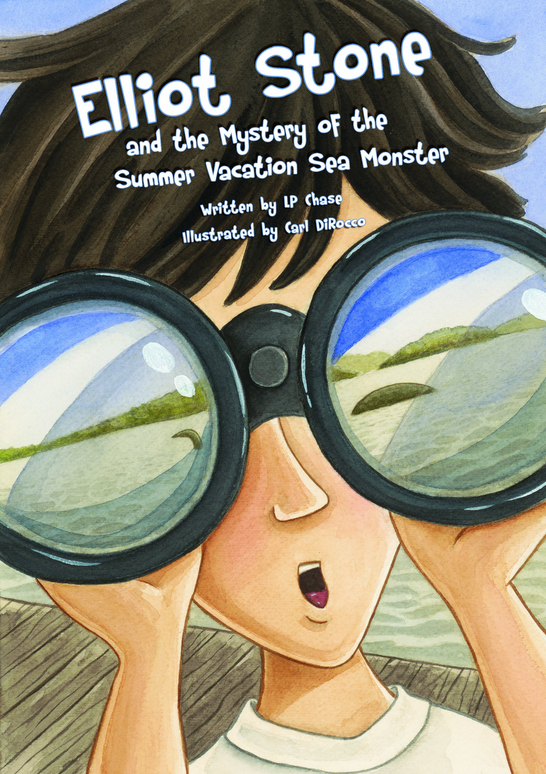 Read Online Elliot Stone and the Mystery of the Summer Vacation Sea Monster pdf