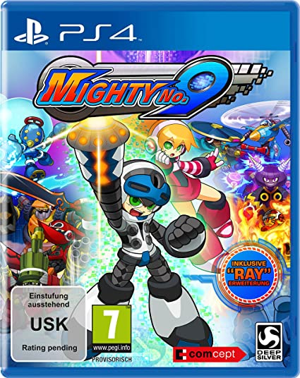 Deep Silver Mighty No.9 - Ray-Edition (PS4) PlayStation 4 Alemán ...