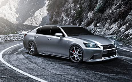 2013 Lexus Gs350 F Sport 11X17 Photo Banner Poster