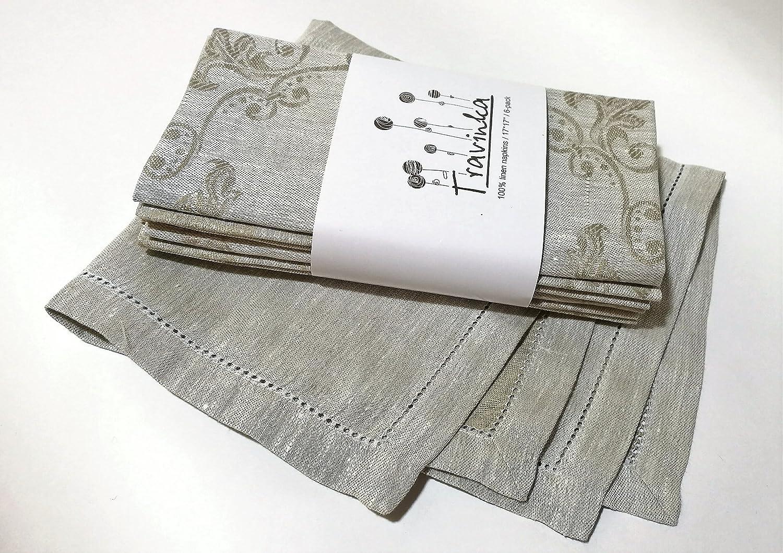 Patterned Cloth Napkins Simple Design Inspiration