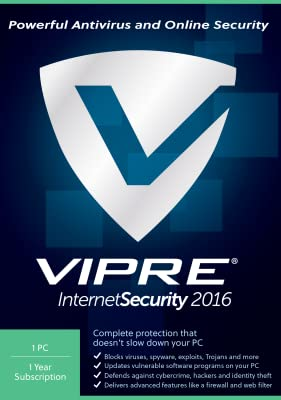 VIPRE Internet Security 1PC [Download]