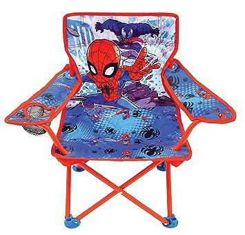 Amazon.com: Spiderman nuevas aventuras Fold N Go Silla: Toys ...