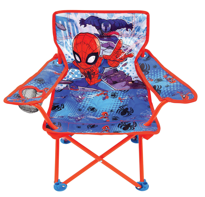 Spiderman New Adventures Fold N Go Chair