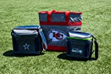 Coleman NFL Soft-Sided Insulated Cooler Bag, 16-Can Capacity, Los Angeles Rams