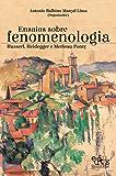 Ensaios sobre fenomenologia: Husserl, Heidegger e Merleau-Ponty