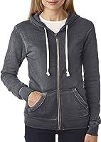 Weatherproof W2350 Ladies' Blended Angel Sanded Hooded Fleece