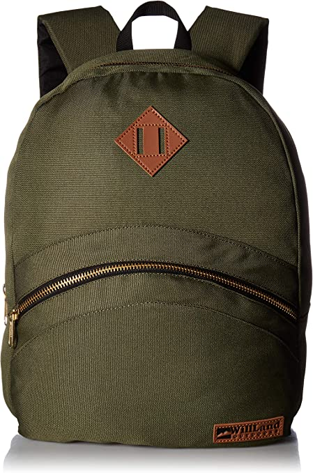 WillLand Outdoors New Day Backpack Military Green
