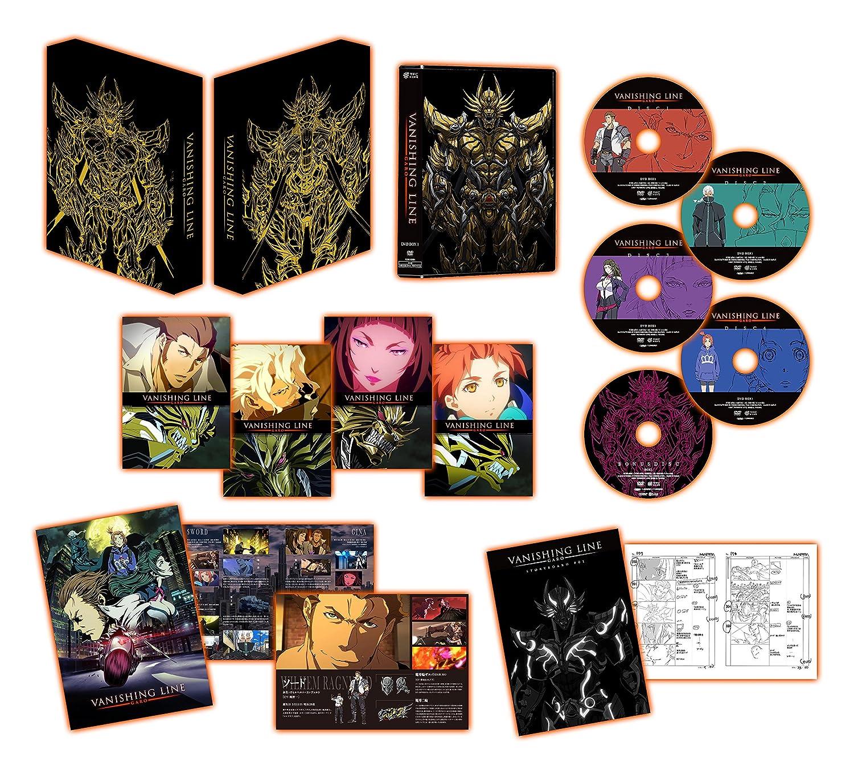 牙狼<GARO>-VANISHING LINE-DVD-BOX1 B078HWLMFF