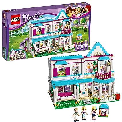 Original 1 Pack Lego Friends Stephanies House 41314 Building Kit