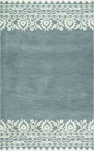 Rizzy Home Marianna Fields Collection Wool Area Rug