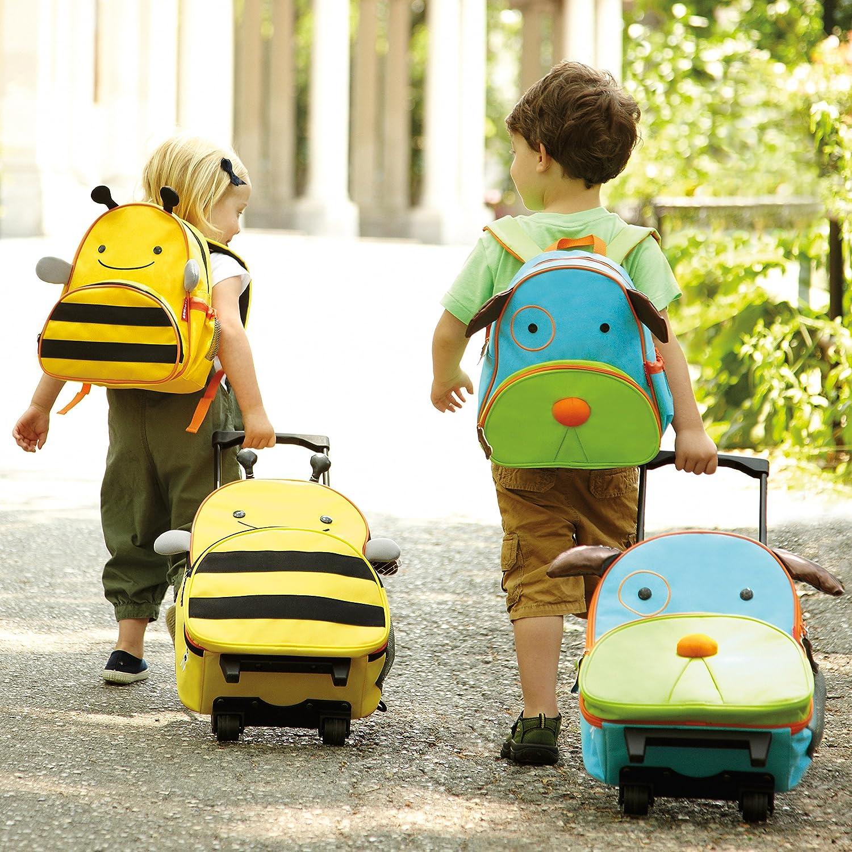 best kids luggage light