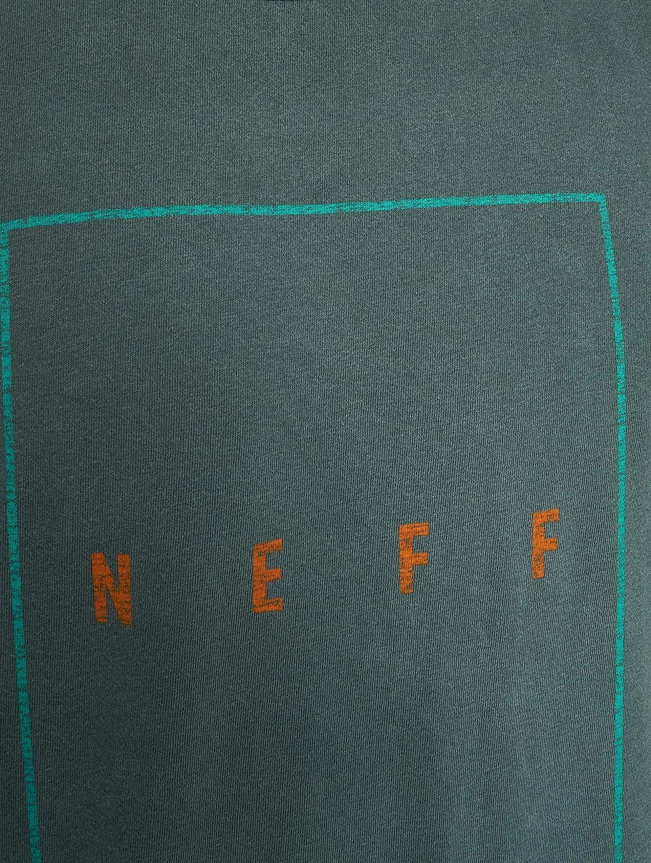 NEFF Mens Quad Pigment Tee