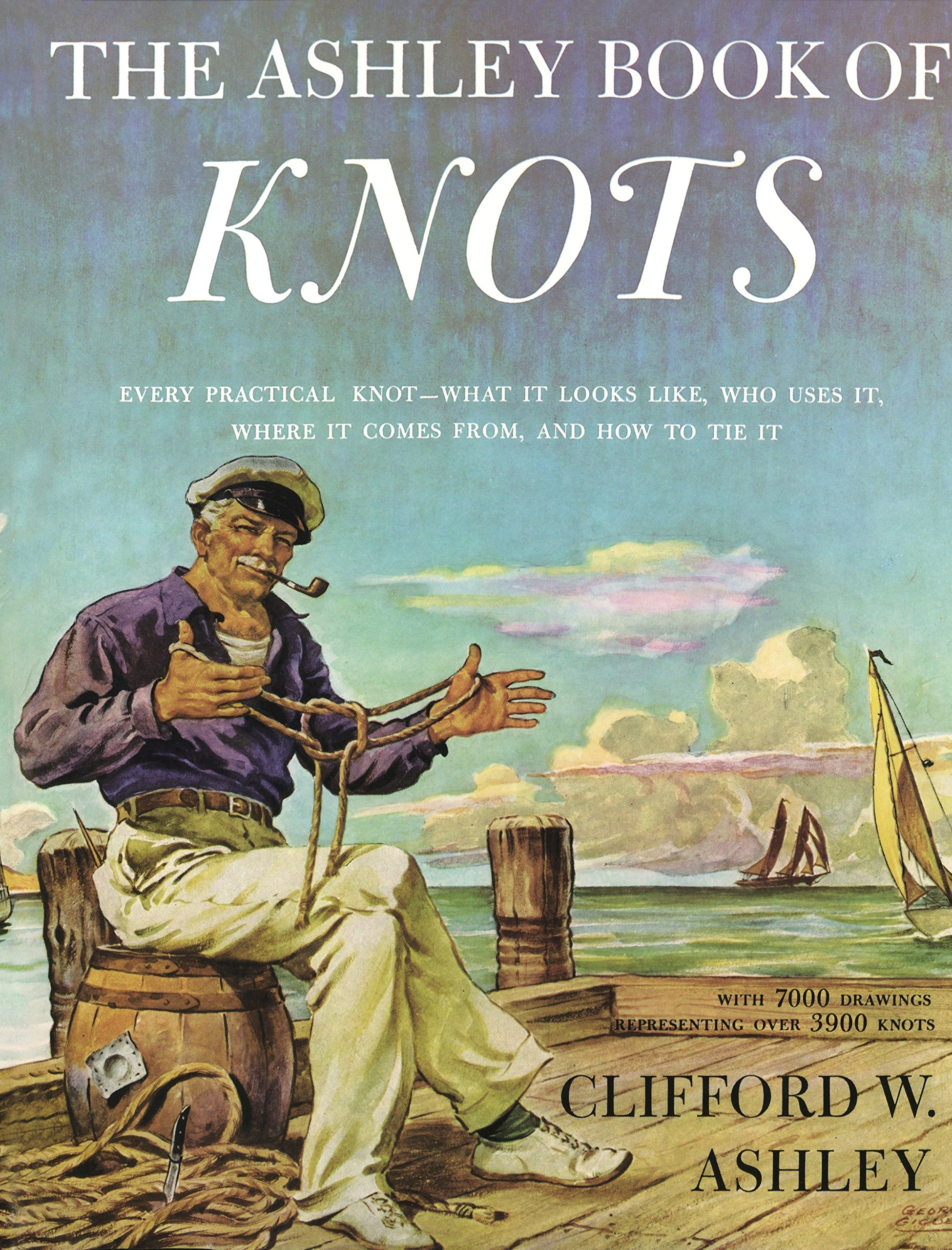 The Ashley Book of Knots by Doubleday