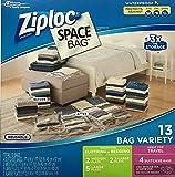 Amazon Com Ziploc Space Bag 15 Bag Space Saver Set Home