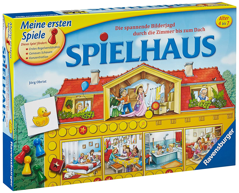 Ravensburger 21424 - Spielhaus: Amazon.de: Spielzeug