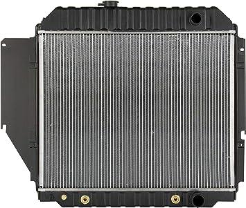 Spectra Premium CU1329 Complete Radiator for Ford Econoline