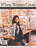 Where Women Create Magazine November/December/January 2018