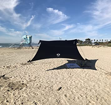 Neso Tents Grande Beach Tent 7ft Tall 9 x 9ft Reinforced Corners and & Amazon.com: Neso Tents Grande Beach Tent 7ft Tall 9 x 9ft ...