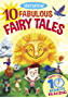 10 Fabulous Fairy Tales for 4-8 Year Olds (Perfect for Bedtime & Independent Reading) (Series: Read together for 10 minutes a day) (Storytime)