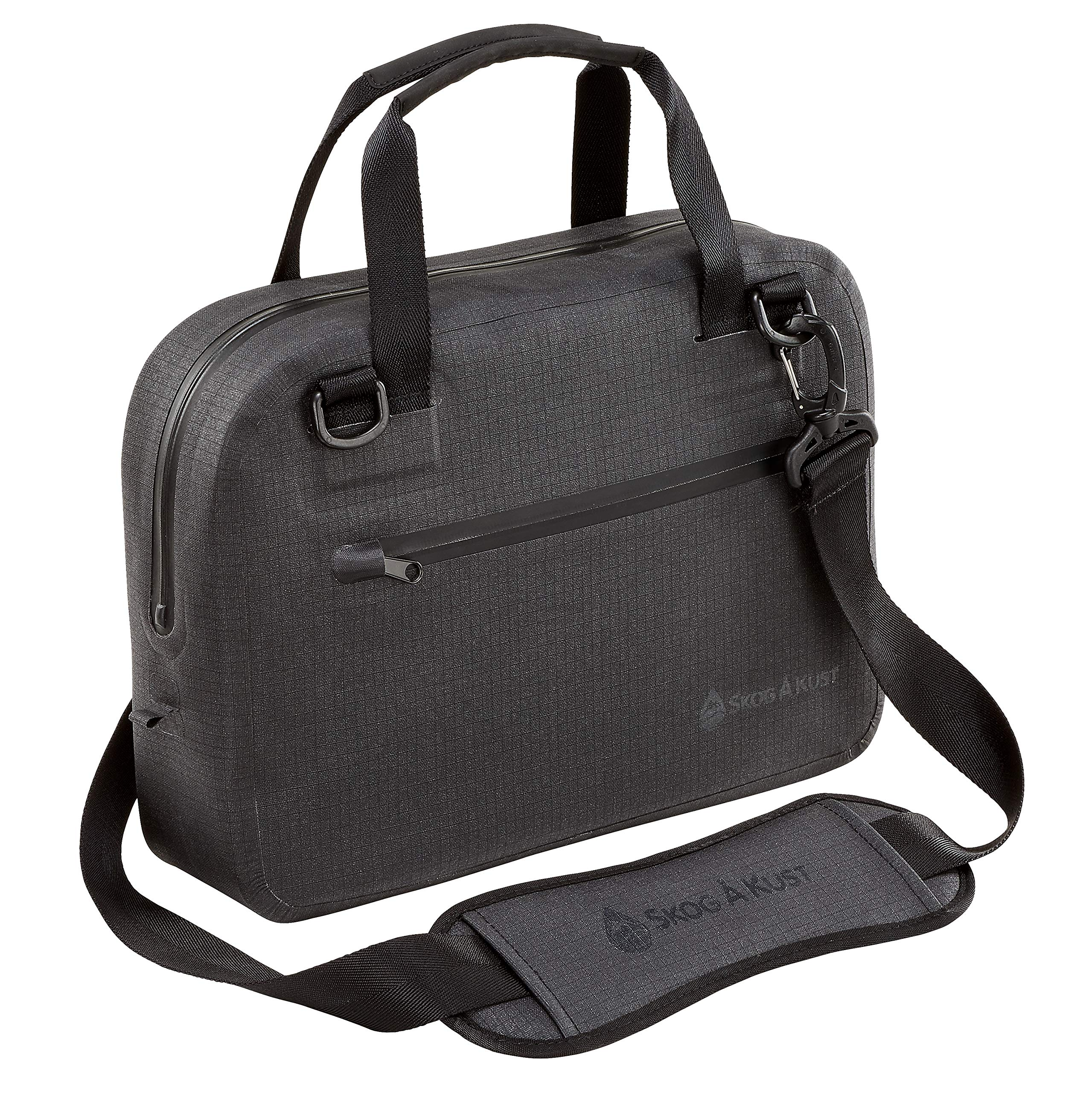 Såk Gear BriefSåk Pro 100% Waterproof & Airtight Messenger Bag   Black, 13''