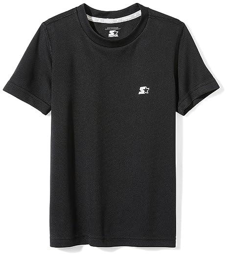 8bddaf00c Amazon.com  Starter Boys  Short Sleeve Tech T-Shirt