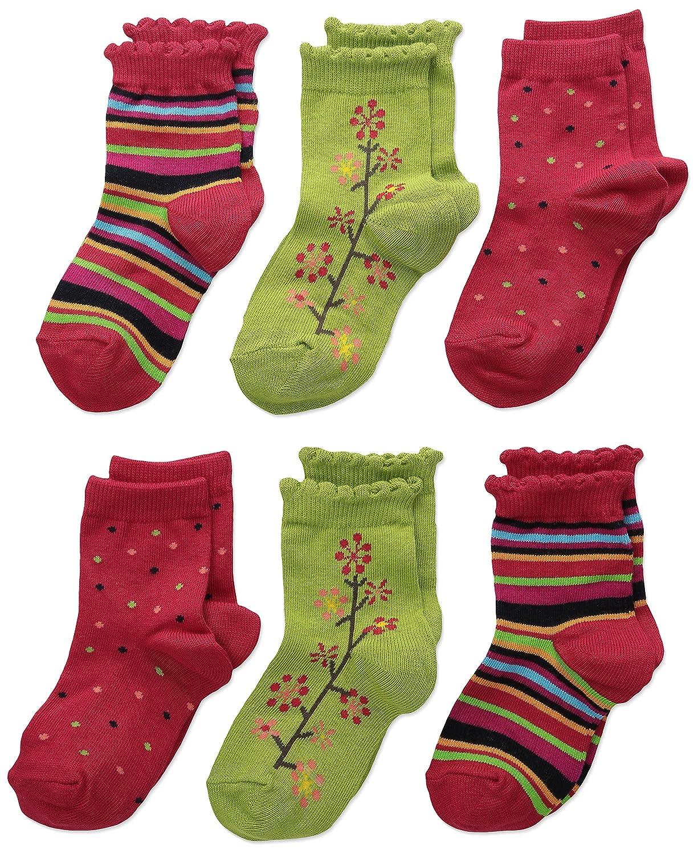 Country Kids Girls Pick-a-Mix Sock 6 Pr