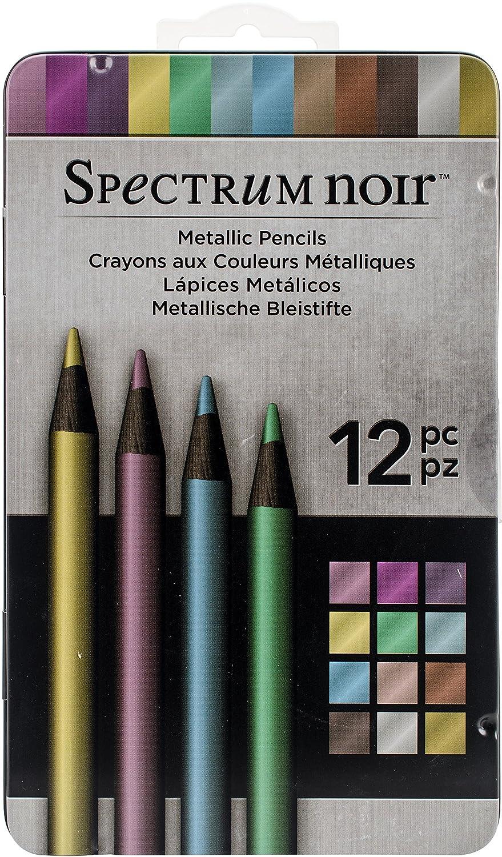 Lapices Para Colorear, Paquete De 12  Spectrum Noir