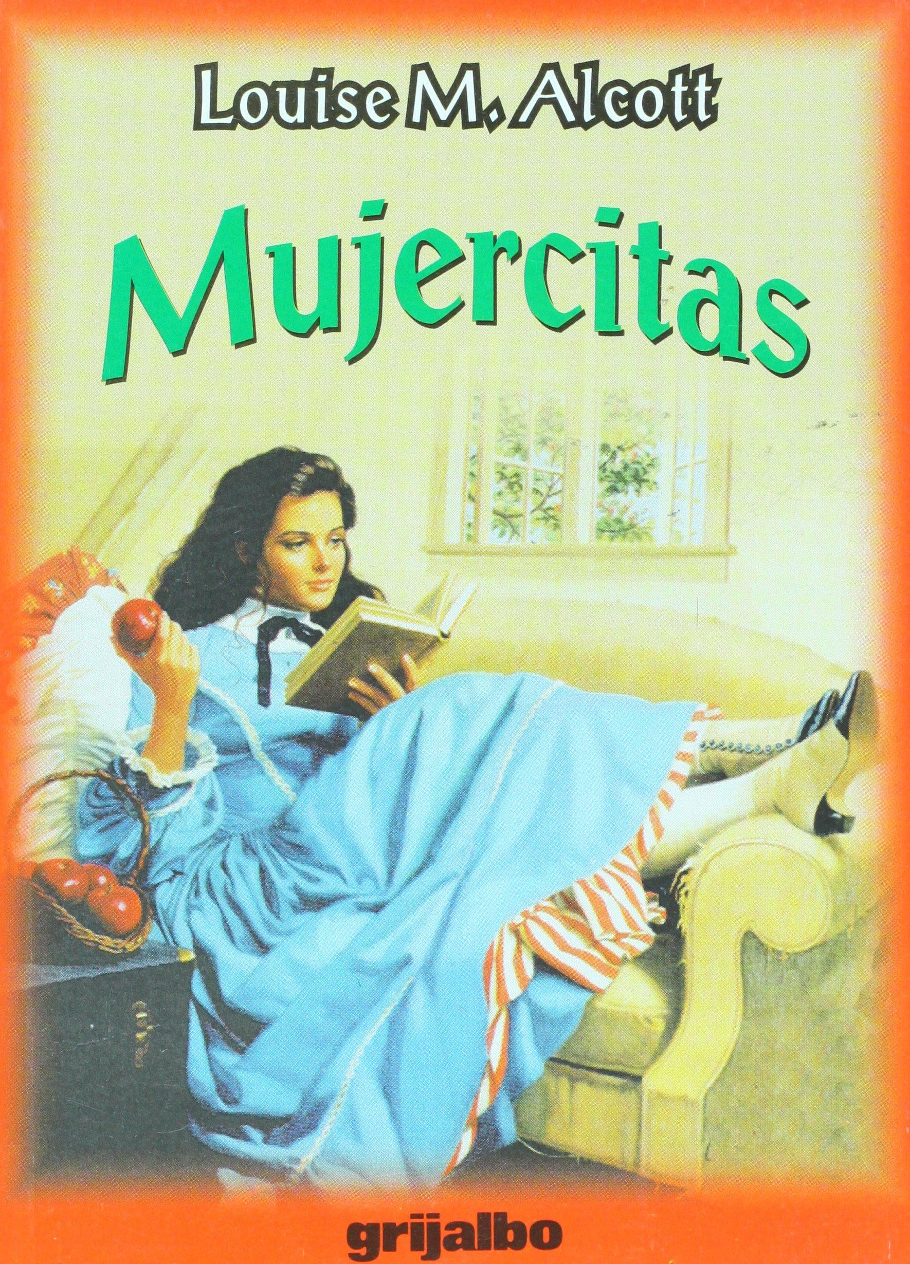 Mujercitas (Spanish Edition): Louisa May Alcott: 9788447359806 ...