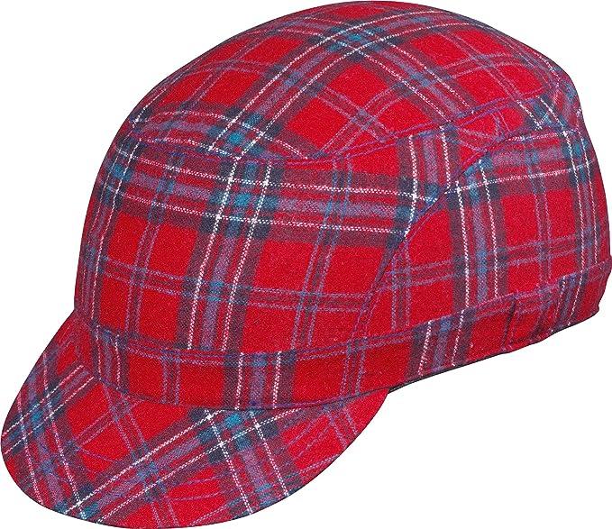 Abus 586798 - METRONAUT_tartan_red_L_ Casco METRONAUT color tartan red talla L