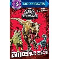 Jurassic World Fallen Kingdom: Dinosaur Rescue!