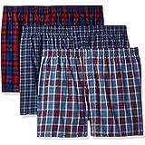 Fruit of the Loom Mens JC590XB 3-Pack Premium Big Man Boxer Boxer Shorts - Multi