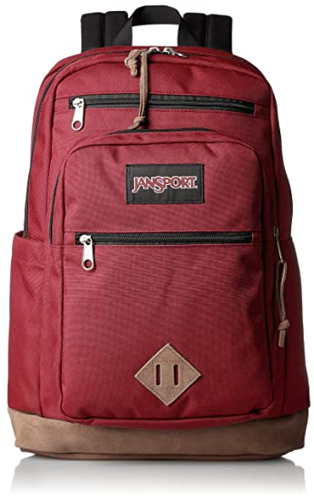 fd3e53929628 Amazon.com  JanSport Unisex Wanderer Viking Red Backpack  Clothing