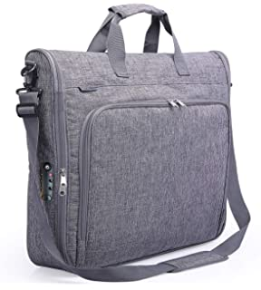 a337364042d5 Amazon.com | VIVOCASE Premium Canvas Versatile Carry On Garment Bag ...
