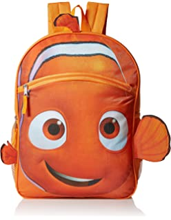 Disney Boys  Finding Dory Nemo Backpack Comfortable Wear 2e8daacacdfb9