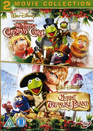 The Muppet Christmas Carol.The Muppet Christmas Carol Muppet Treasure Island Dvd