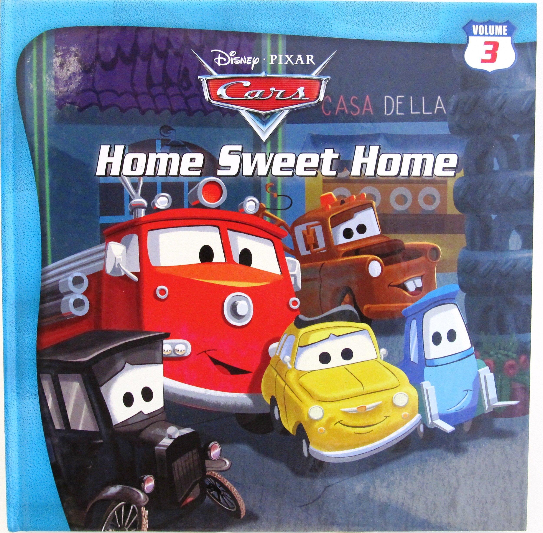 Disney Pixar Cars - Home Sweet Home - Volume 3 pdf epub