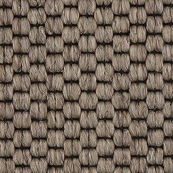 Teppichboden Auslegware hell-braun Schlinge gemustert verschiedene Gr/ö/ßen Gr/ö/ße: 5 x 5m 400 und 500 cm Breite Meterware