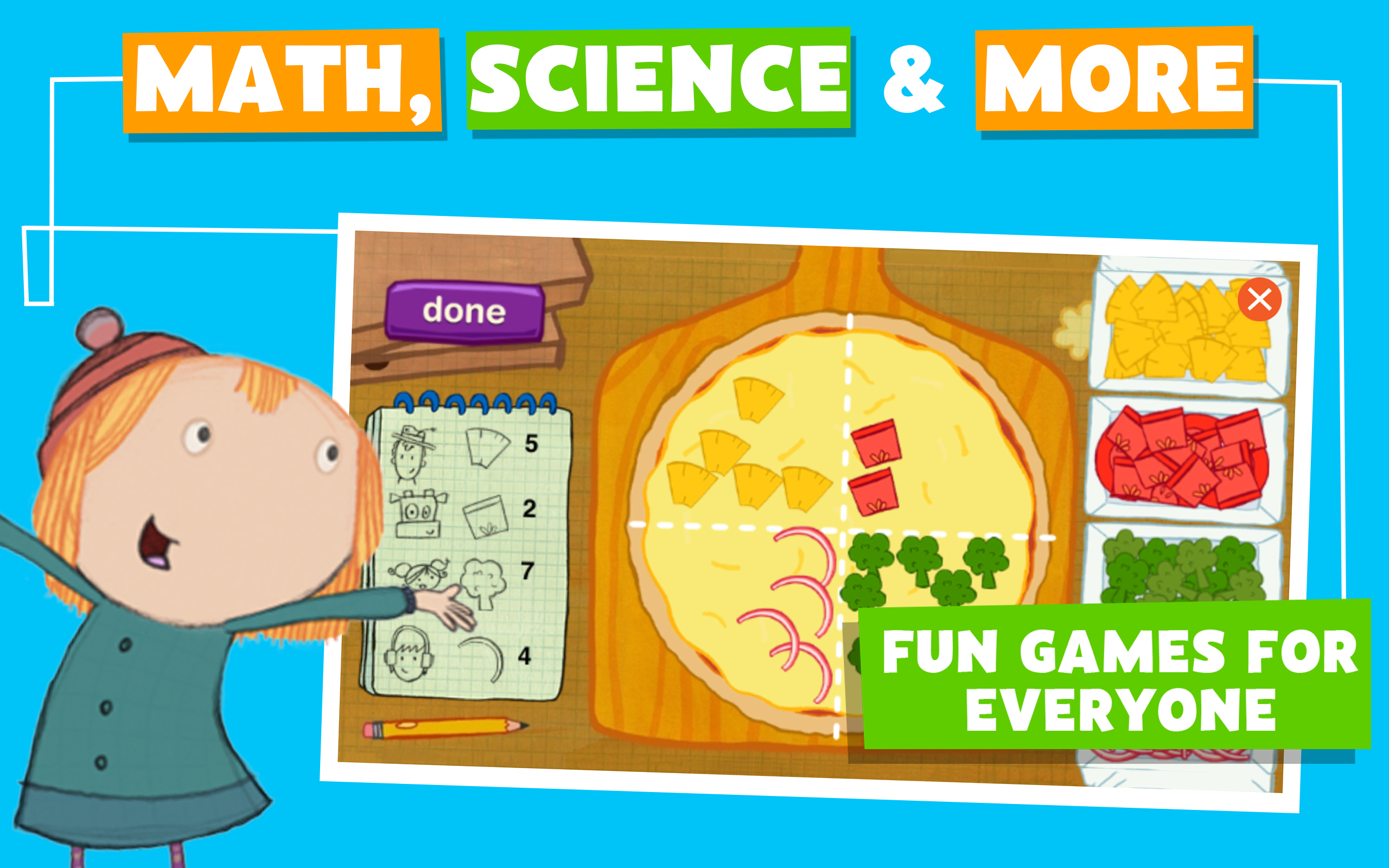 Amazon.com: PBS KIDS Games: Appstore for Android