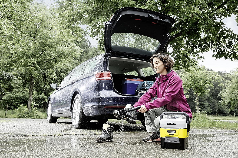 Bosch OC3 Mobile Outdoor Cleaner Universalbürste