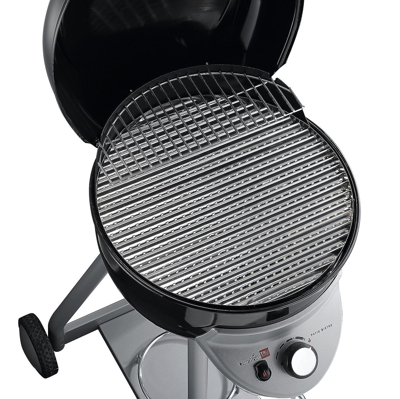 Amazon.com : Char-Broil TRU-Infrared Patio Bistro Gas Grill, Black :  Freestanding Grills : Patio, Lawn & Garden - Amazon.com : Char-Broil TRU-Infrared Patio Bistro Gas Grill, Black