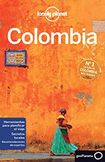 Lonely Planet Colombia (Travel Guide) [Idioma Inglés]: Amazon.es ...