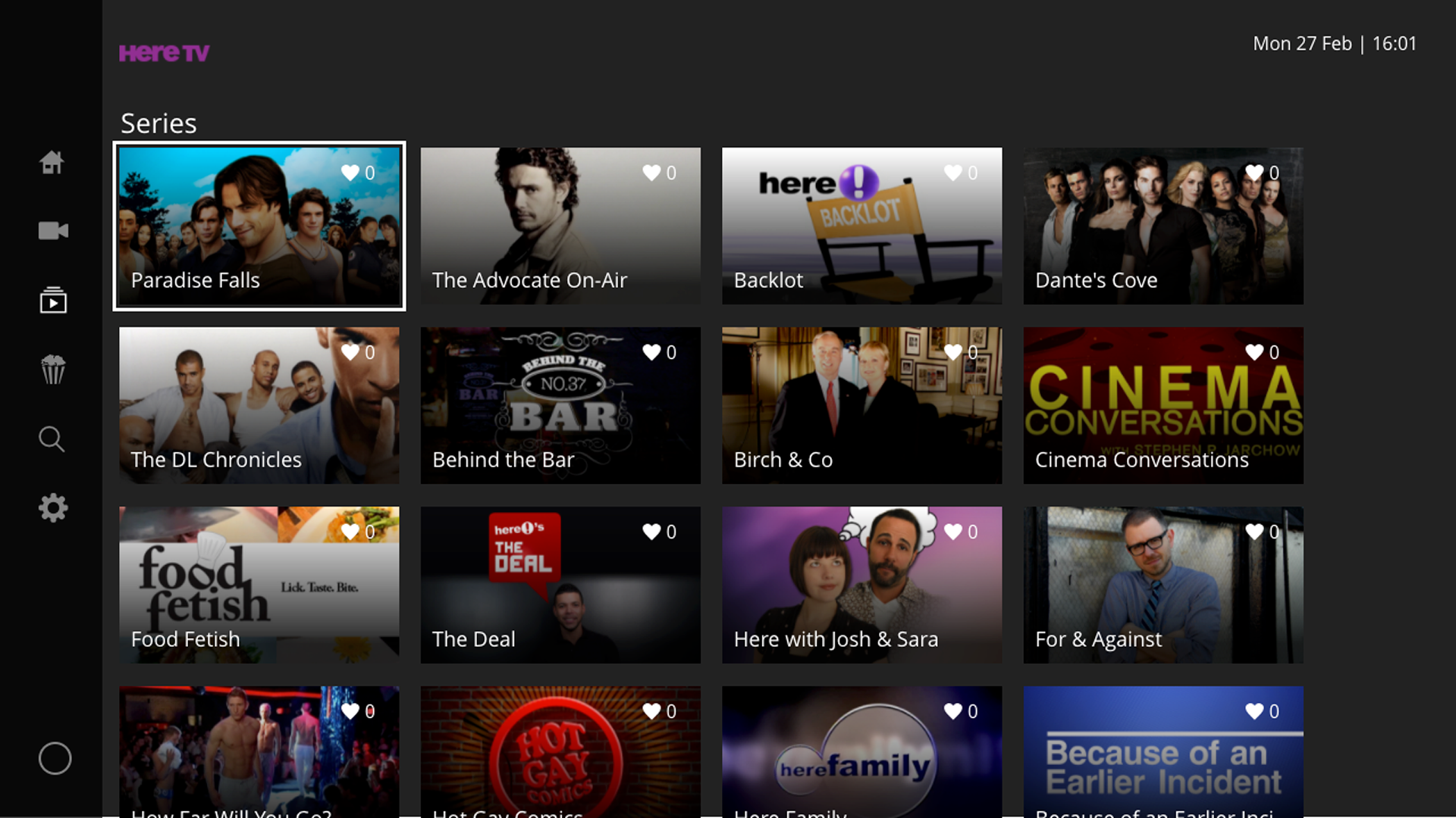 Amazon.com: Here TV: Appstore for Android