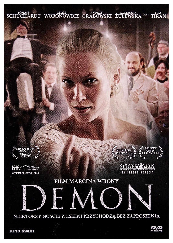 Amazoncom Demon Dvd Itay Tiran Agnieszka Zulewska Andrzej