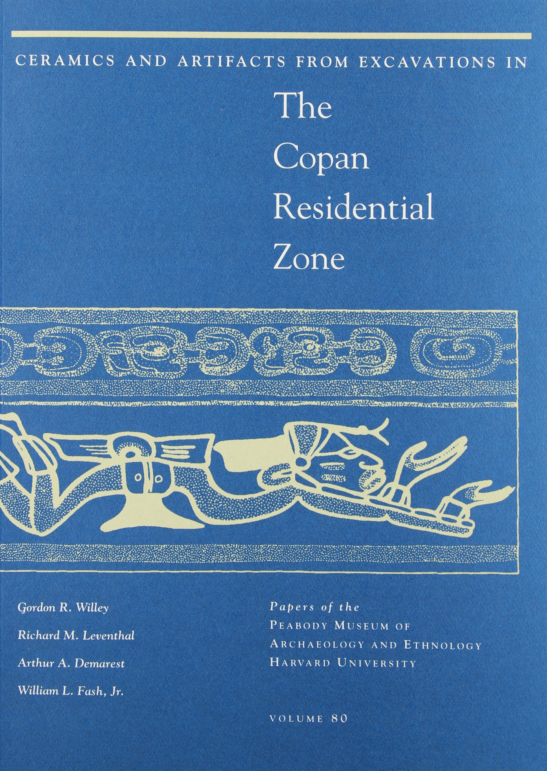Read Online Ceramics and Artifacts from Excavations in the Copan Residential Zone (Papers of the Peabody Museum) (Vol 80) pdf epub