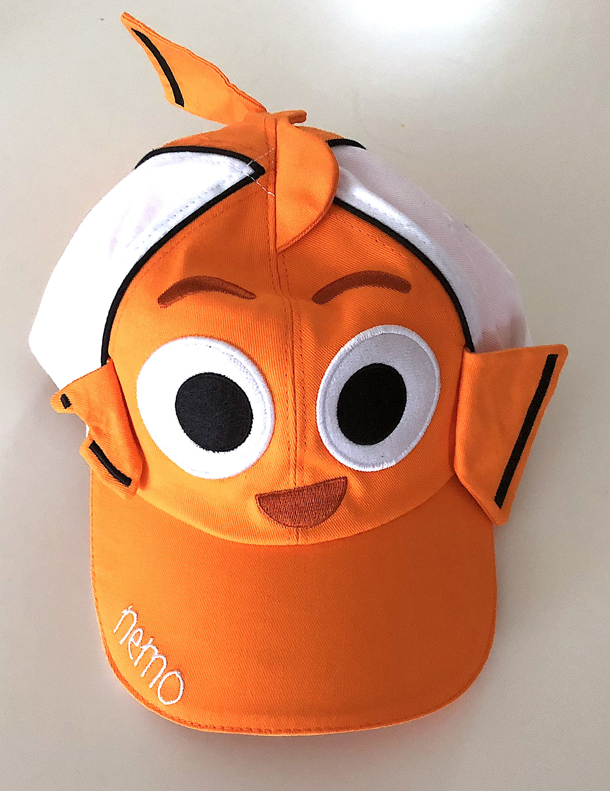 Disney Parks Finding Nemo with Fins and Tail Child Baseball Cap Hat