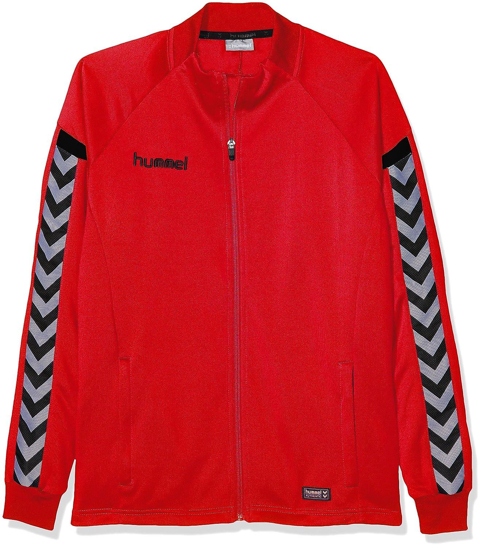Hummel Joven AUTH Charge Poly Zip Jacket Chaqueta