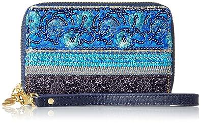 Desigual - Mone_nuria Extraordinary Exoti. 5006. U, Mujer, Azul (Navy), 2x9.5x14 cm (bxht)