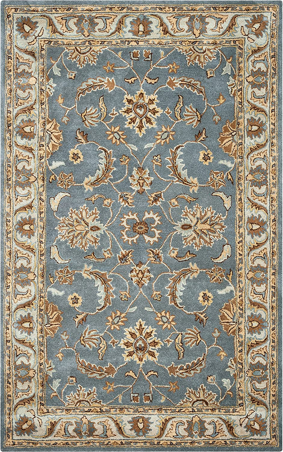 Amazon Com Rizzy Home Volare Collection Wool Area Rug 8 X 10